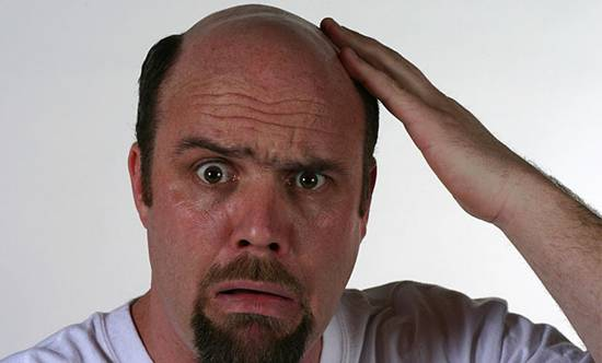 Cause and Treatment for baldness