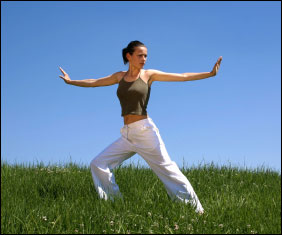 Qigong meditation for your health