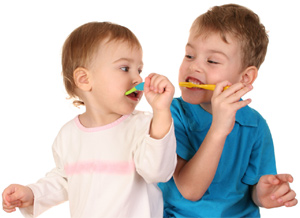 Tips Oral Care for your child