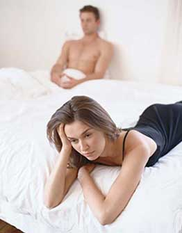 Male dysfunction : How to treat it