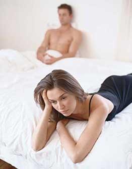 Man syndrome 'menopause'