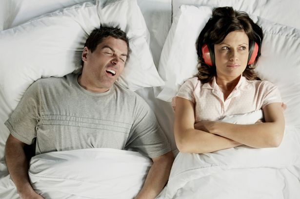Snoring Could be Your Health Indicator