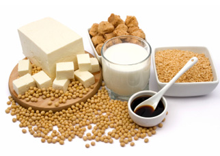 Soy reduces risk of cancer