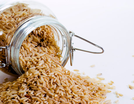 Brown Rice benefi