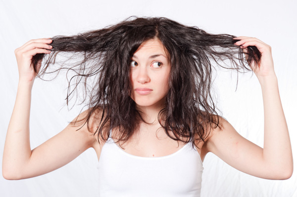 5 Common Hair Mistake Woman Makes
