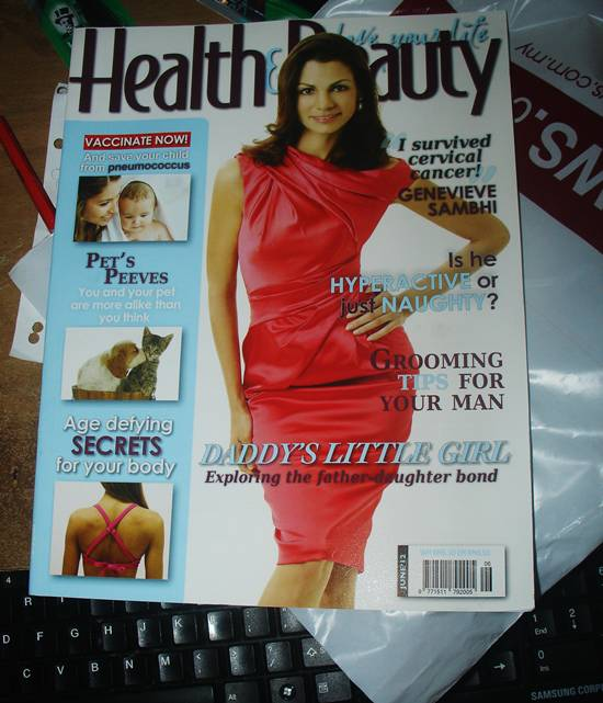 Health & Beauty Magazine