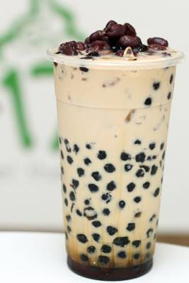 Local bubble tea shops sending the products for lab test result