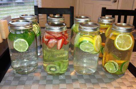 Infused Water – New Concept