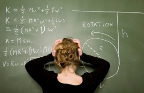 Girls have more math anxiety