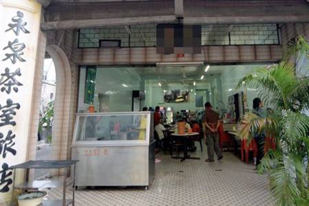 Famous Nasi Ganja Stall closed by health authorities