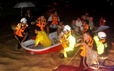More than 1,200 infectious diseases detected in Pahang during floods