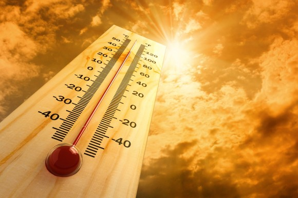 Hot weather to ease by end of March