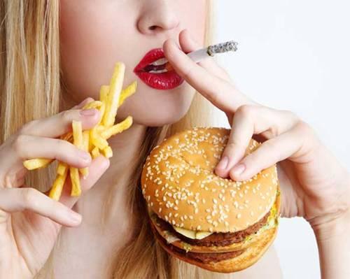 6 Unhealthy Habits