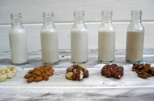 Healthy Milk Alternatives