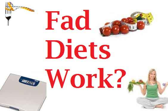 Do Fad Diet Really Work ?