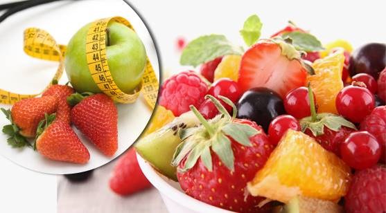 The top 8 fruits that help you lose weight