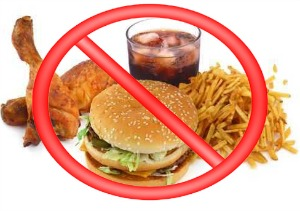 How does junk food affect your health?