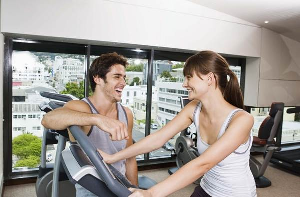 How exercise can improve your love life