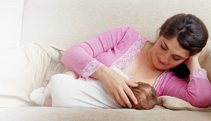 Breastfeeding, vaccinations help reduce ear infection rates in babies