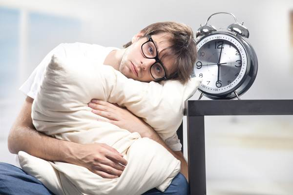 Dealing With Stress-induced Insomnia
