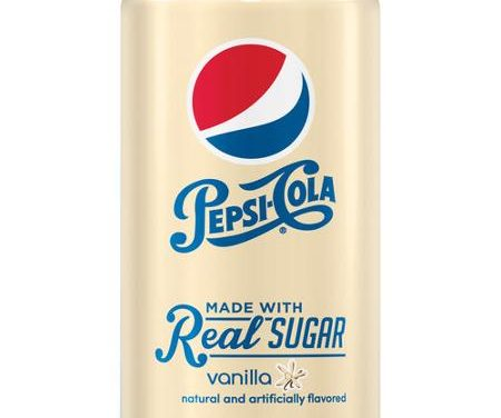 PepsiCo new targets to reduce sugar,salt and fat