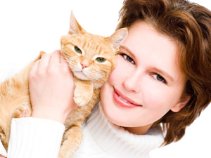 Living with a Cat Allergy and a Cat