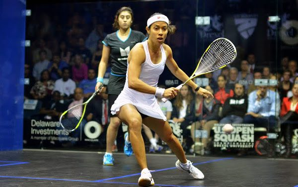 Badminton, tennis or squash help you to long life
