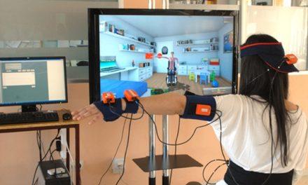 Virtual reality hopes to treat mental health problems