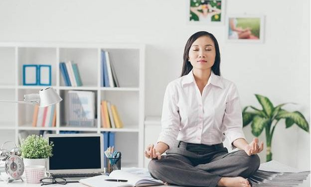 Why You Need to Take a Break from Work and Meditate
