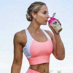 Rebecca Burger, French Fitness Model Dies From Freak Whipped Cream Accident