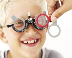 Vision Problems Can Harm Kids' Development, Grades