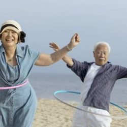 Low levels of physical activity can reduce cardiovascular risk in seniors