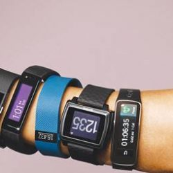 Fitness-tracker games may help families get more exercise
