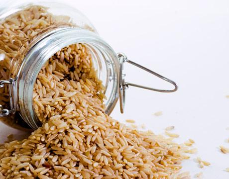 Brown Rice benefi