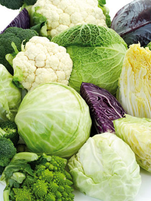 5 Veggie that kill belly fat